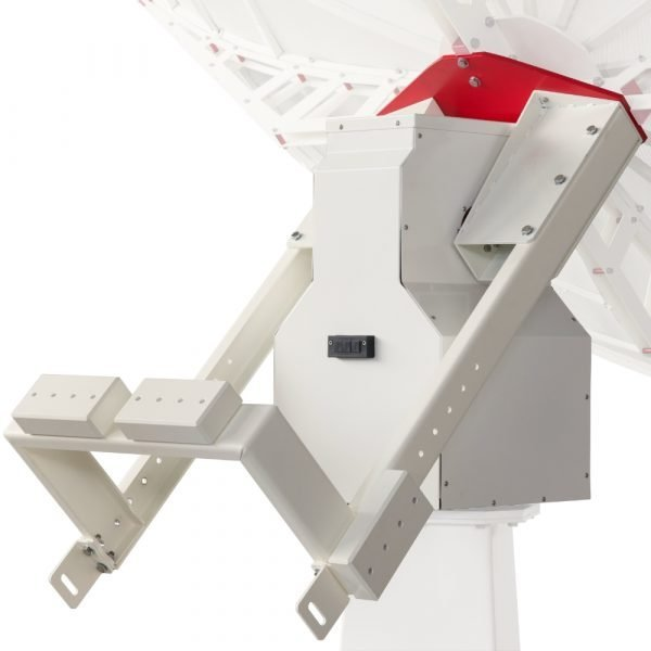 GS-100 antenna tracking system for satellite communication