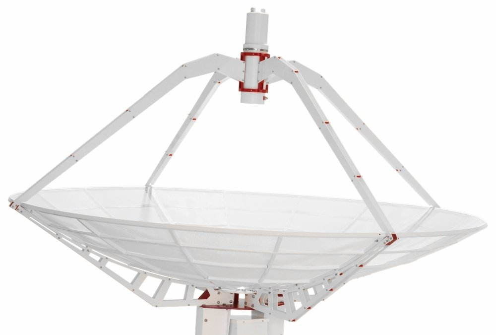 SPIDER 300A 3.0 meter diameter advanced radio telescope: WEB300-5 3 meter antenna
