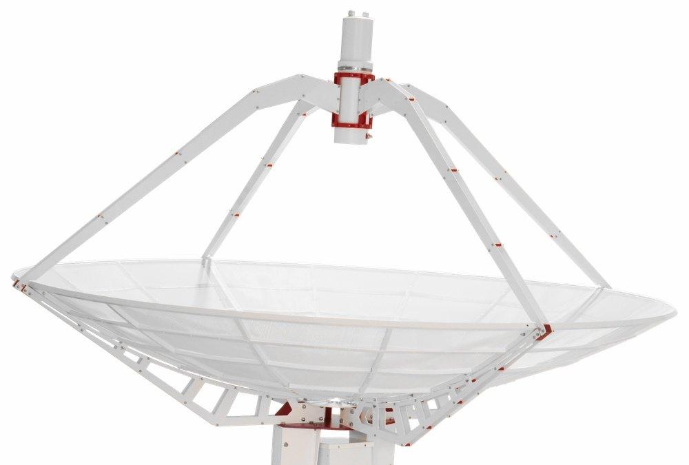 SPIDER 300A 3.0 meter diameter advanced radio telescope: WEB300-5 3 meter antenna