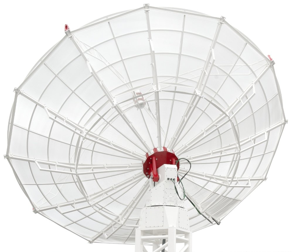 SPIDER 500A professional radio telescope: WP-400 alt-az computerized mount