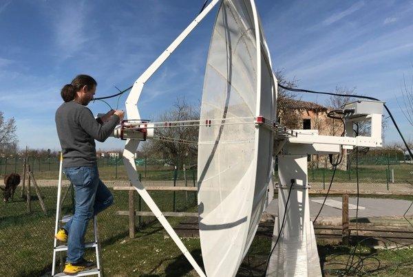 SPIDER 300A installed