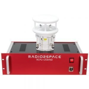 UltraSonic Wind Sensor for SPIDER radio telescopes