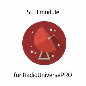 SETI module for RadioUniverse PRO
