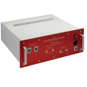 H142-One radio astronomy receiver, spectrometer and radiometer