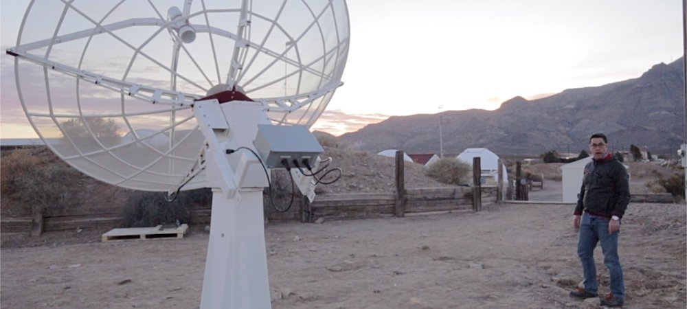 Radio2Space technologies: how does a radio telescope work