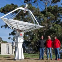 SPIDER 300A installed in South African Astronomical Observatory headquarters in Cape Town