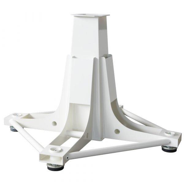C106-HEAVY-F pier with legs